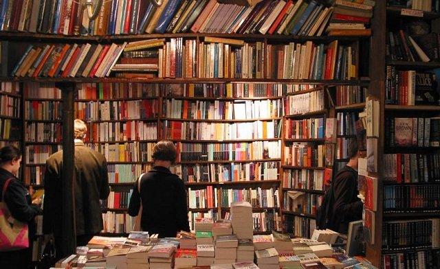 librerias que compren libros usados