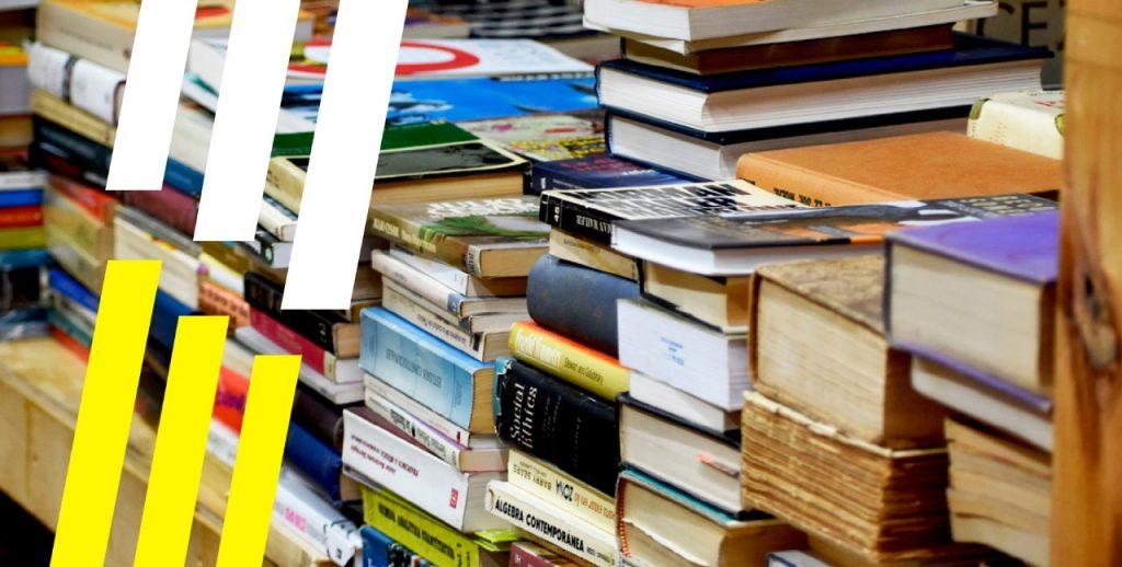 Compramos todo tipo de libros usados